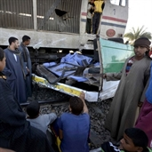 49 Egyptian school children killed in train collision