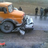 Fatal crash in Iran