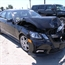 2012 Mercedes E350 front end accident in florida