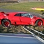 Driver lost control of Lamborghini Diablo in Germany and crashed