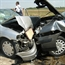 Opel and Citroen head on bad accident
