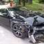 Nissan GT-R wrecked in Malaysia