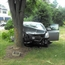 Nissan crashes into tree in Fair Heven