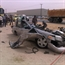 Ford Crown Vic accident in Saudi Arabia