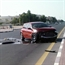Renault hit Range Rover in Dubai