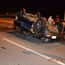 Land Cruiser accident in Qatar
