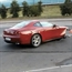 Ferrari 612 Scaglietti Splits in Two After Hitting a Metal Pole in Russia