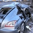 Chrysler Crossfire and Delivery Truck collided in Russia