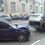 VW Jetta Knock down ford focus in Russia