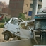 Truck crash microbus in cairo