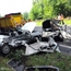 Six injured in serious collision in St Chamant - France