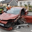 Citroen car accident in France