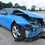 Bad hit, it is 2012 Mustang,, Sad