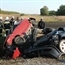 three car accident in hungary