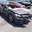 2013 Mercedes benz SL 550 on fire