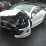 Peugeot RCZ Limited Edition 050/200 head on crash in france