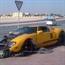 Ford GT Crash in Qatar